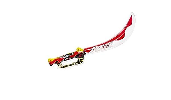 1 x Blow-up Espada de pirata Espada de pirata Aprox. 75cm, espada ...