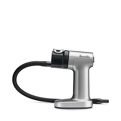 Breville BSM600SILUSC Smoking Gun Food Smoker, Silver/Black from Breville