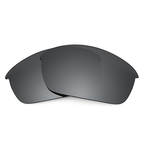 Revant Replacement Lenses for Oakley Flak Jacket Black Chrome MirrorShield