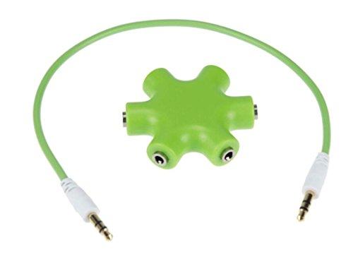 Generic Headphone Splitter Connector Portable