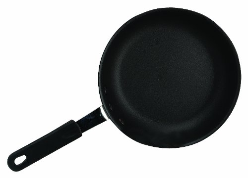 Crestware 7-1/2-Inch Teflon Fry Pan with DuPont Coating with Stay Cool Handle withstand Heat up to 450F