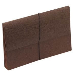 SMD71376 - Smead Leather Like Tyvek Lined Expanding Wallets