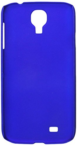 Amzer AMZ95745 Diamond Lattice Snap-On Shell Case Cover for Samsung Galaxy S4 GT-I9500 (Fits All Carriers) - 1 Pack - Retail Packaging - Dark Blue