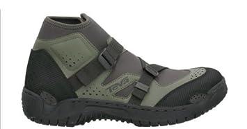 a567525345cf Teva Avator SR Black Olive Green Strap Water Sandals Hiking Trailing ...