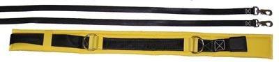 Olympia Sports GY575M Spotting & Training Belt - X-Large - Yellow ()