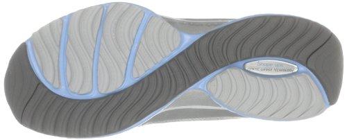 Skechers, Atletica ed esterni donna, Silver, 35.5 (3 UK)