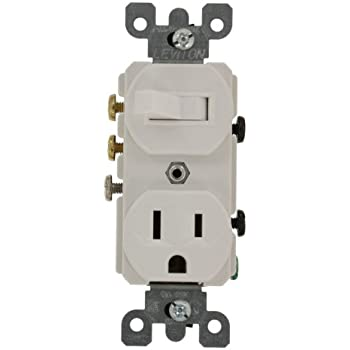 Wondrous Ge Wall Switch Outlet Combo Two In One Receptacle 1 On Off Wiring 101 Ouplipimpapsstreekradiomeanderfmnl