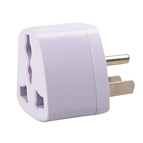 Adapter Conwork Grounded Universal Charger