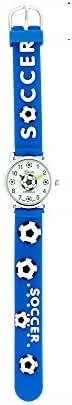 Geneva Children Watch Soccer- Blue