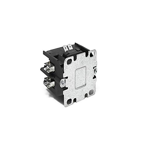 - MM Supplies Definite Purpose Contactor - HVAC AC Heating Air Coil - 2 pole 120 volt 30 amp - Replacement for Eaton C25BNB230A