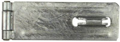 National Mfg N102-764 4-1/2-Inch Galvanized Safety Hasp