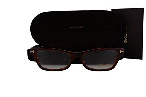 75ea9bc802 Tom Ford FT5265 Eyeglasses 53-16-135 Dark Havana w Demo Clear Lens 052  TF5265 FT 5265 TF 5265