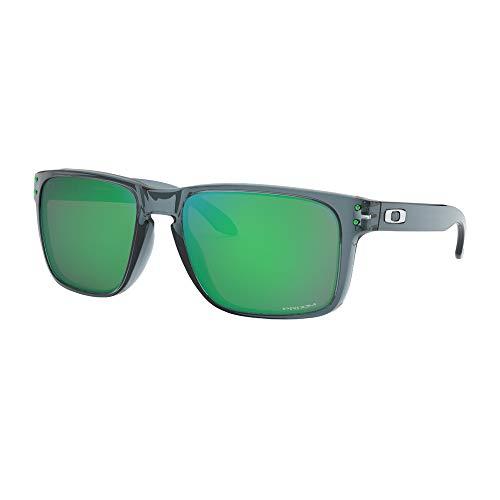 (Oakley Men's Holbrook XL Square Sunglasses, Crystal Black, 59 mm)