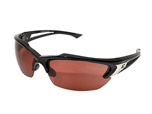 Edge Eyewear Khor Safety Glasses with Copper Blue Blocker Le