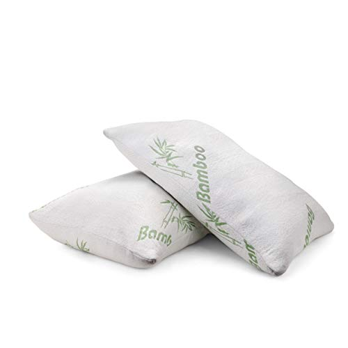 The Best Pegasus Home Fashions Bamboo Pillow