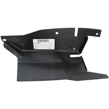 KA Depot for Impala 06-13//Monte Carlo 2006-2008 10333702 GM1251122 Front Passenger Right Side Fender Liner Inner Panel Plastic Guard Shield