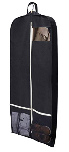 Mesh Tri Fold Garment Bag - SLEEPING LAMB Breathable 60