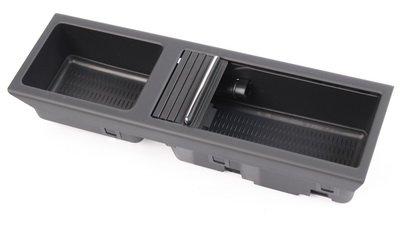 BMW Genuine Center Console Storage Box Insert with roller cover Black for 320i 323Ci 323i 325Ci 325i 325xi 328Ci 328i 330Ci 330i 330xi M3 Bmw Box