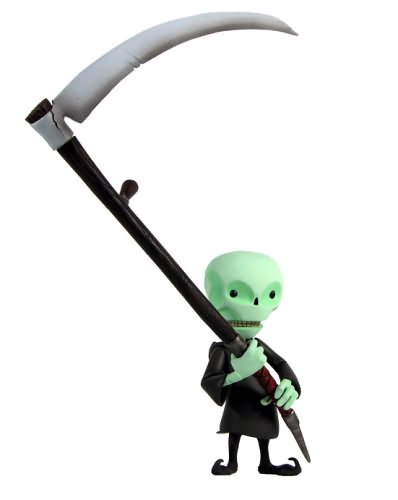 Death Jr Figure Konami