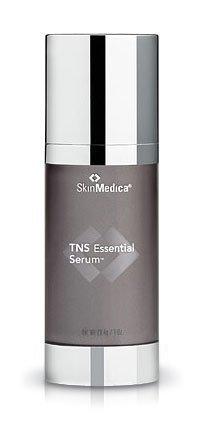 SkinMedica TNS Essential Serum (1 oz / 30 ml) + SMI Tote Bag