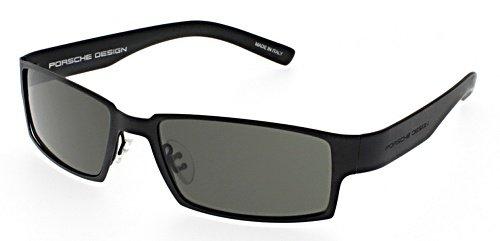 Amazon.com: Porsche Design P8470 Color Negro Mate/Negro ...