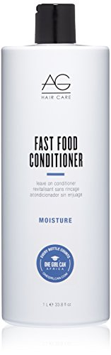 AG Hair Moisture Fast Food Leave On Conditioner