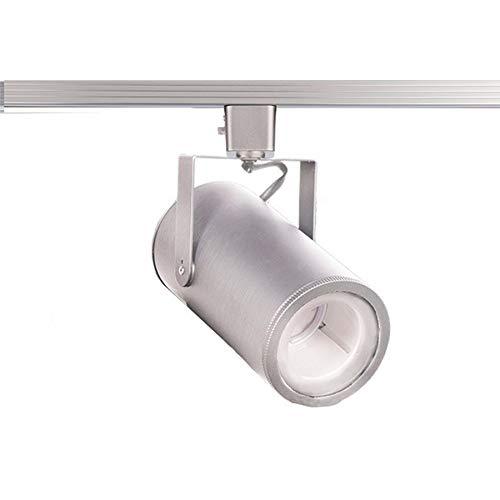 WAC Lighting J-2042-927-BN LED2042 Silo X42 Beamshift Head J Track Fixture, Brushed Nickel