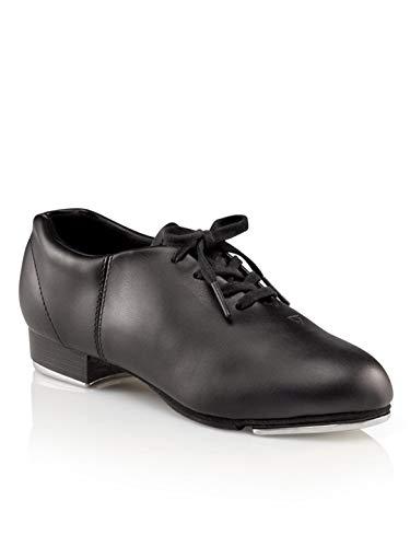 Capezio Women's Fluid Tap Shoe,Black,8.5 M US