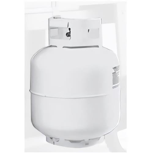 Crown Verity Propane Tanks - Cylinder tank with 50 Lbs Cap - Propane