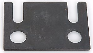 Manley 421528 Steel Guide Plates - Pack of 8 42152-8