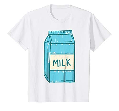 Kids Last Minute Funny Milk Halloween Costume 8