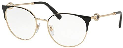 Eyeglasses Bvlgari BV 2203 2033 BLACK/ROSE GOLD
