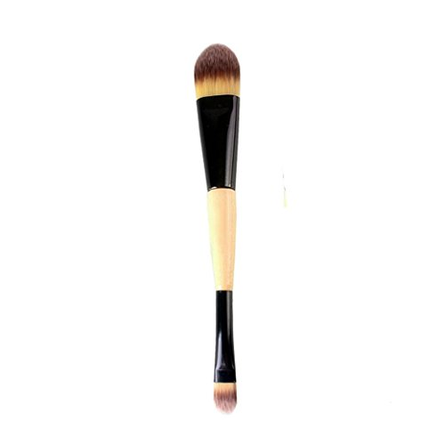 Sunfei Dual Ended Concealer Foundation Eye Shadow Makeup Brush ()