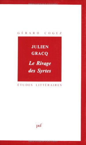 Le Rivage Des Syrtes [Pdf/ePub] eBook