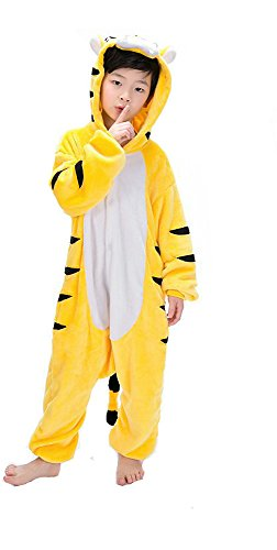 Costumes That Start With K (AIMY Shop Funny Sleepwear Tiger OnePiece Cosplay Costumes Outfit Loungewear)