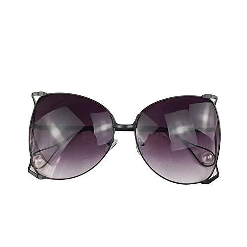 mode soleil de minces soleil Unis de États perle lunettes sauvages monture lunettes de NIFG Europe à A8vx6RXn