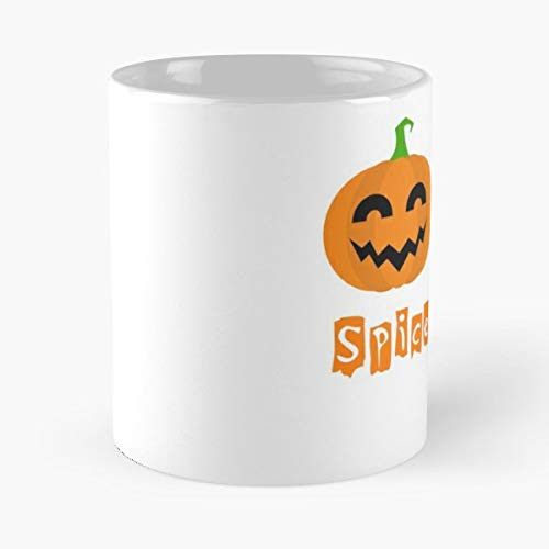 Frankenstein Ghosts Halloween Candy - Handmade Funny 11oz Mug Best Birthday Gifts For Men Women Friends Work Great Holidays Day Gift]()