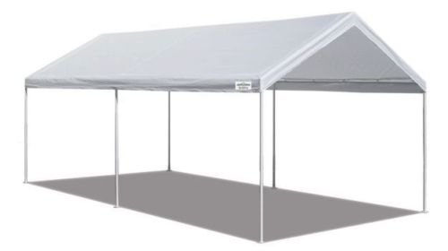 10'x20' Car Boat Carport Canopy Shelter Garage Storage Tent Party Shade White by Maximumstore