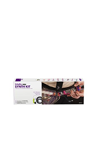 - littleBits Electronics Synth Kit