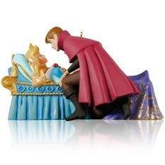 True Love's Kiss - Disney Sleeping Beauty - 2014 Hallmark Keepsake Ornament ()