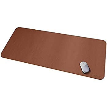 39x24inch FF/&XX Water-Resistant Not-Slip Mouse Pad,Extended Leather Gaming Mouse Mat Large Mousepad Keyboard Pad Office Writing Desk Table Pad-i 100x60cm