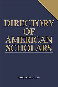 Directory of American Scholars: Foreign Language by Gale