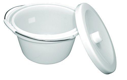 Carex Health Brands Commode Bucket