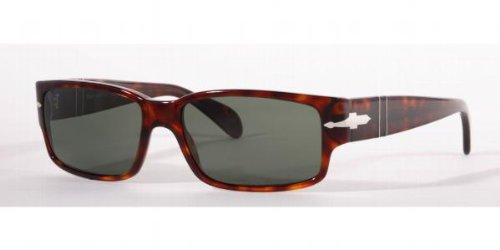 42b4595489 Image Unavailable. Image not available for. Color  PERSOL SUNGLASSES PO  2832 HAVANA POLARIZED 24 58