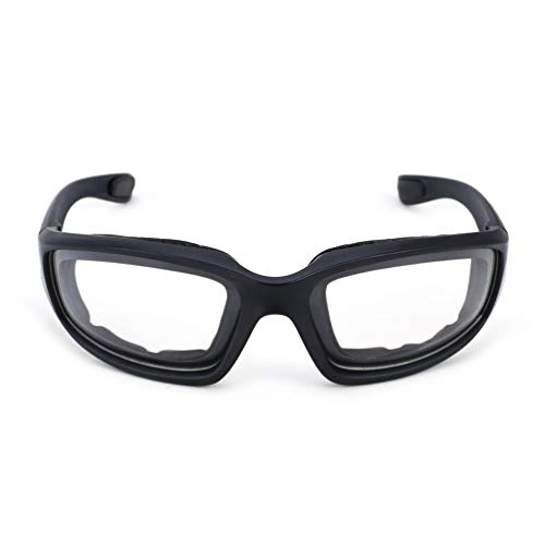 Oyamihin Motorcycle Protective Glasses Windproof Dustproof Eye Glasses Cycling Goggles Eyeglasses Outdoor Sports Eyewear Glasses