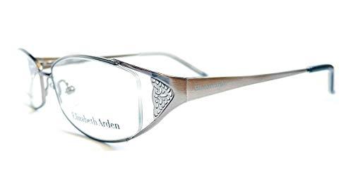 Elizabeth Arden EA 1046 2-Silver Eyeglasses Frame ()