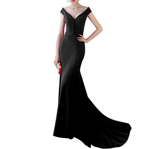 Vickyben para negro mujer Vickyben Vickyben mujer Vestido para Vestido Vestido para Vickyben Vestido mujer negro negro BxxnvC1q4w