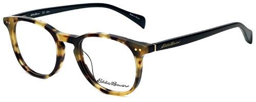 Eddie Bauer Designer Eyeglass Frame EB32210-TT in Tortoise 49mm