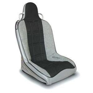MasterCraft Safety 523107 Rubicon Smoke Seat with Fixed Headrest - Mastercraft Rubicon Seats