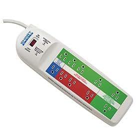 Bits Limited LEG3 Energy Saving Smart Strip with Volt Sensing